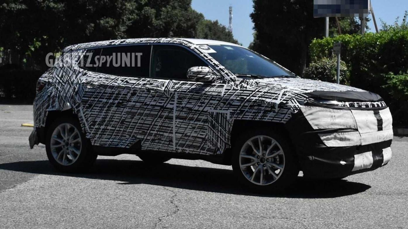 Spy Shoot Jeep Vehicles 2022