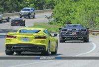 New Model And Performance 2022 Chevrolet Corvette Mid Engine C8