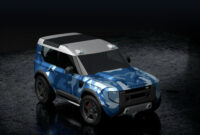 new model and performance 2022 land rover defender