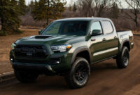 New Model And Performance 2022 Toyota Tacoma