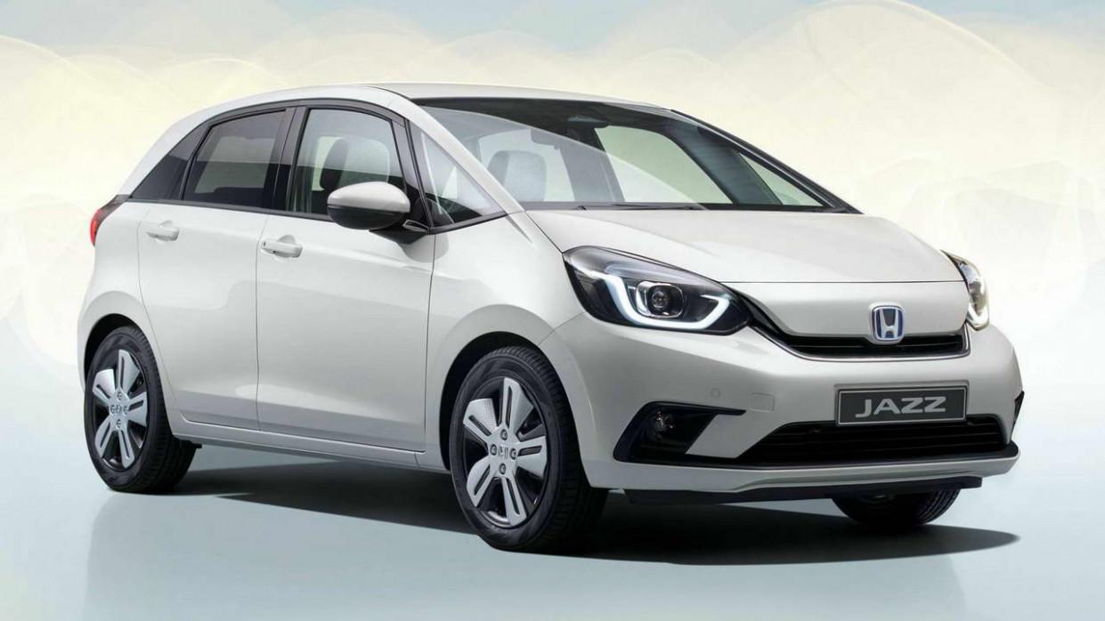 Spesification Honda New Jazz 2022