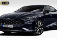 New Model And Performance Kia Cadenza 2022
