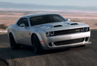 new model and performance new dodge challenger 2022