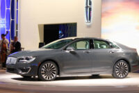 new model and performance spy shots lincoln mkz sedan