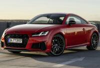 New Review 2022 Audi Tts