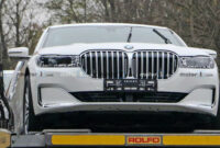 new review 2022 bmw 7 series
