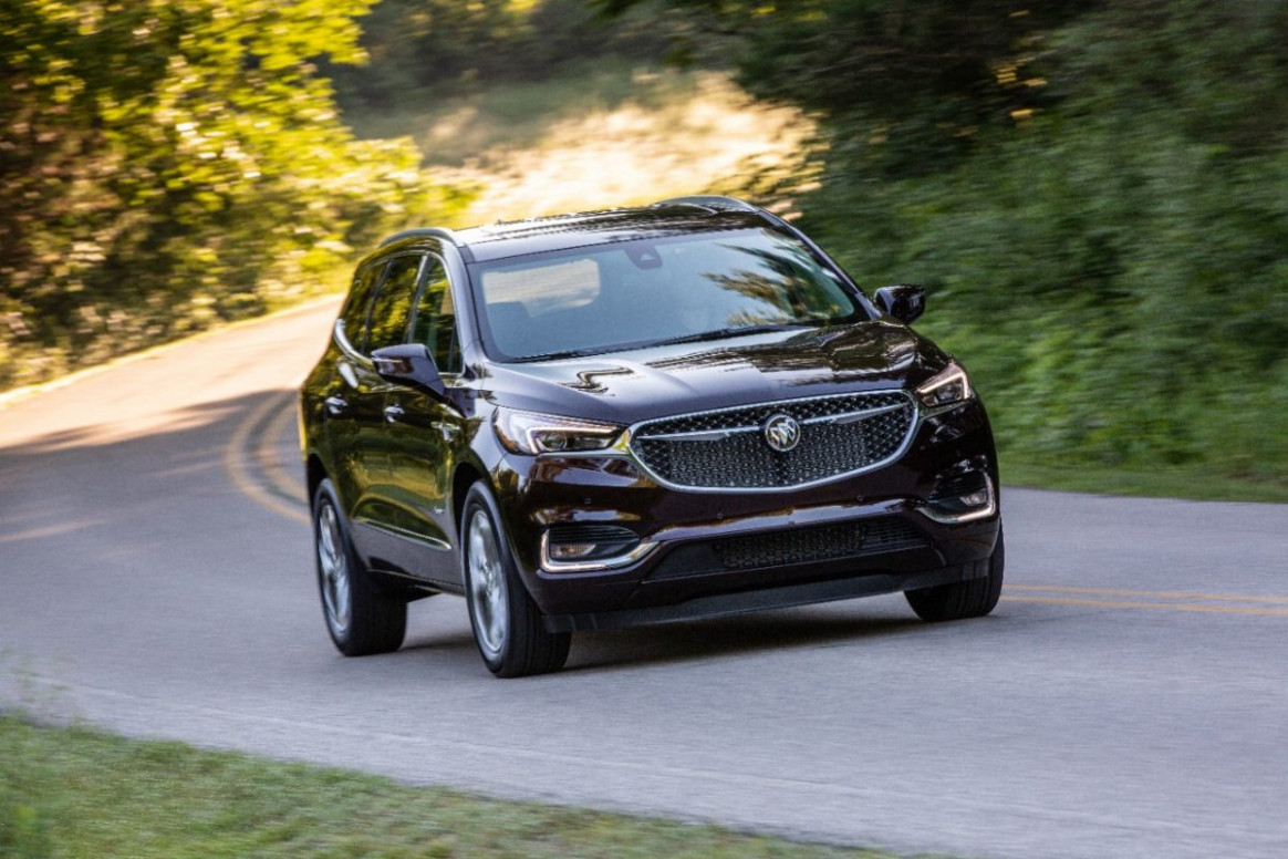 Specs and Review 2022 Buick Enclave
