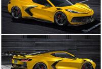 New Review 2022 Chevrolet Corvette Mid Engine C8
