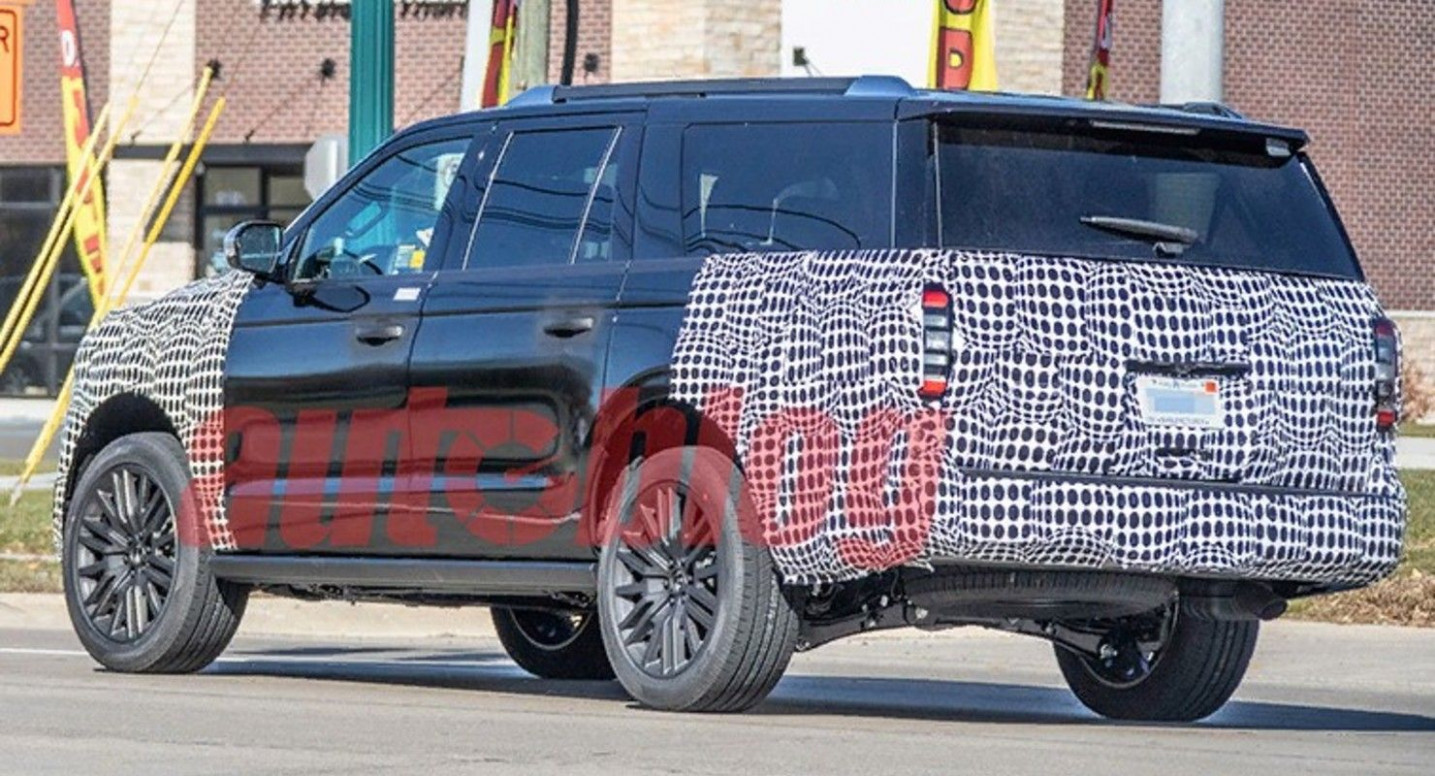 History 2022 Ford Expedition