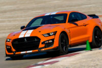 new review 2022 ford mustang gt500