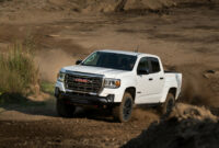 Performance 2022 Gmc Canyon Updates