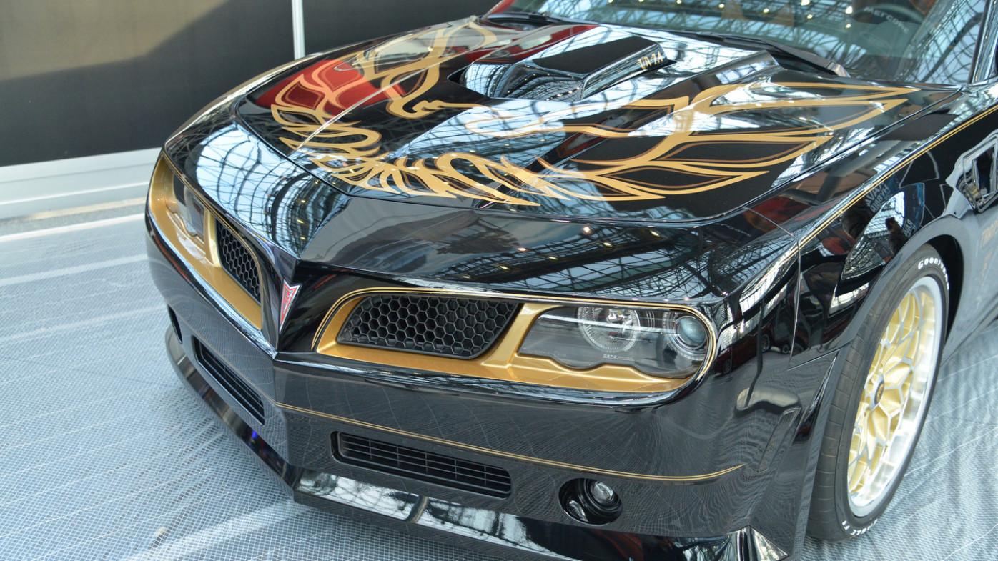 Configurations 2022 Pontiac Firebird