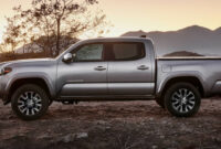 New Review 2022 Toyota Tacoma