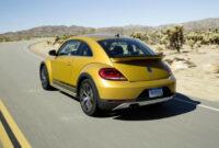 new review 2022 volkswagen beetle dune