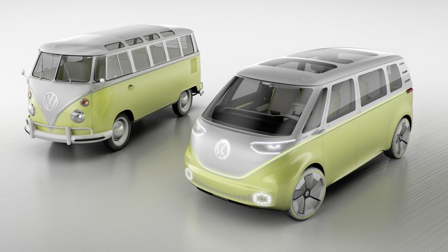 Rumors 2022 VW Bulli