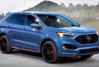 new review ford edge new design