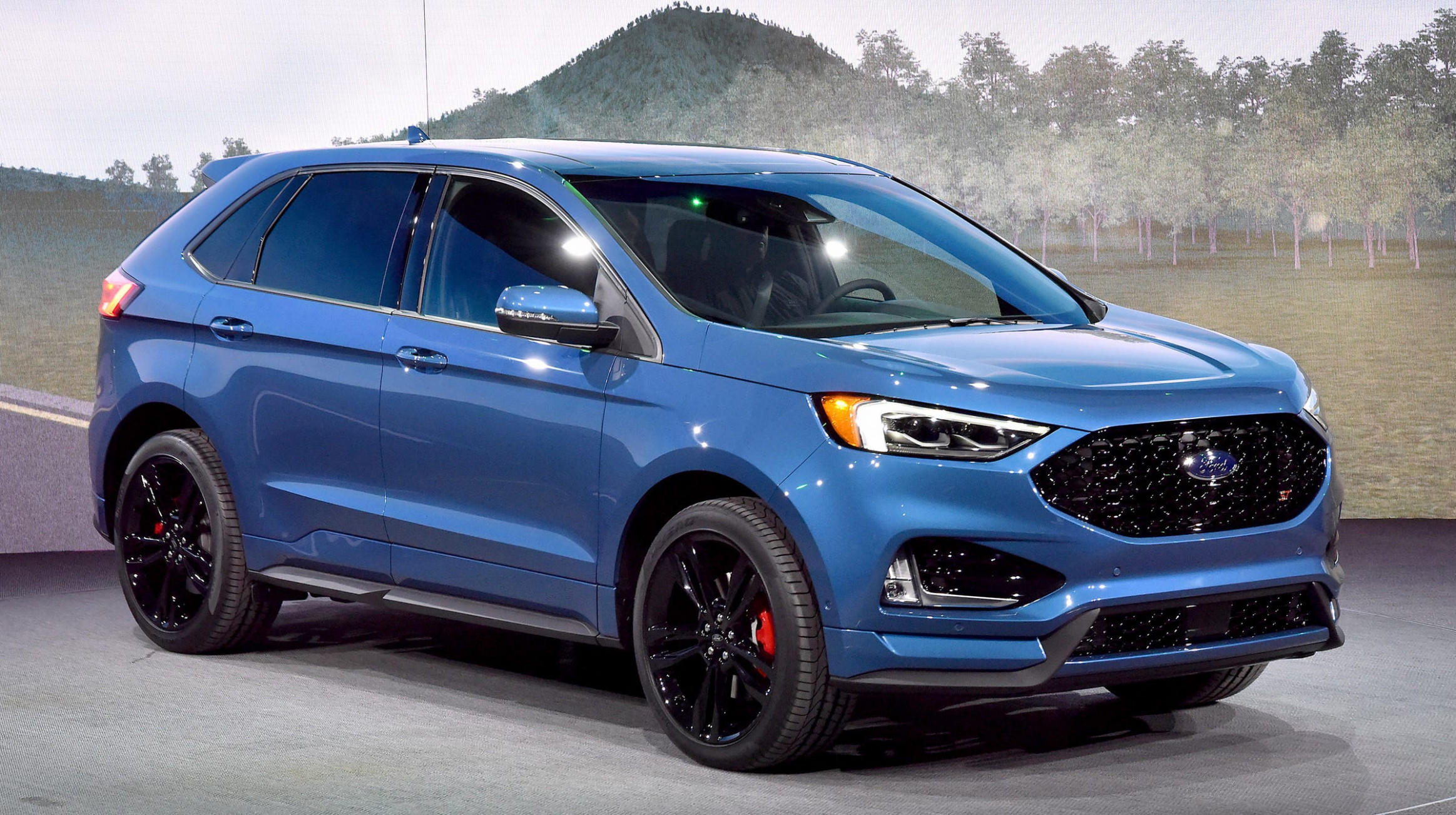 First Drive Ford Edge New Design