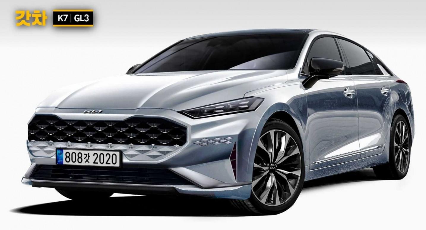 New Review Kia Cadenza 2022
