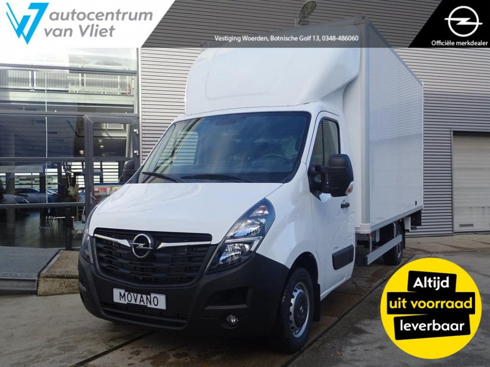 Release Date and Concept Opel Movano 2022