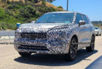 new review toyota outlander 2022