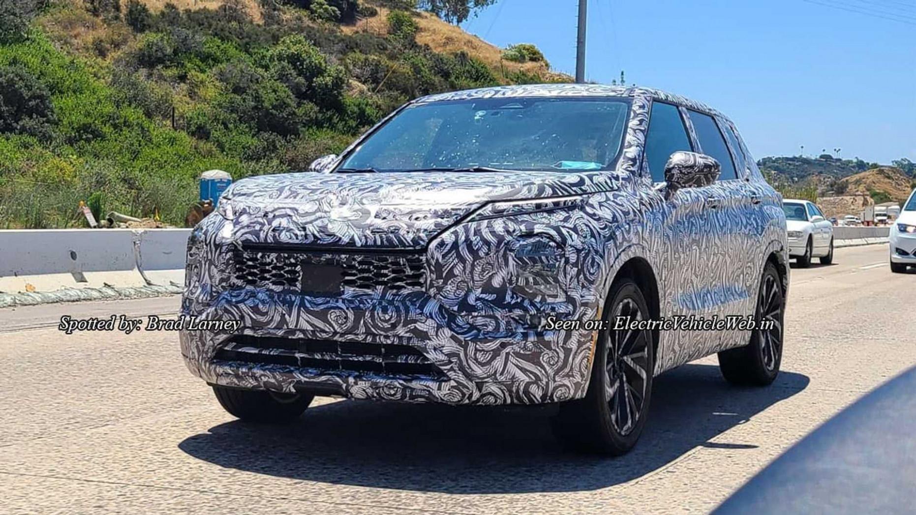 New Concept Toyota Outlander 2022