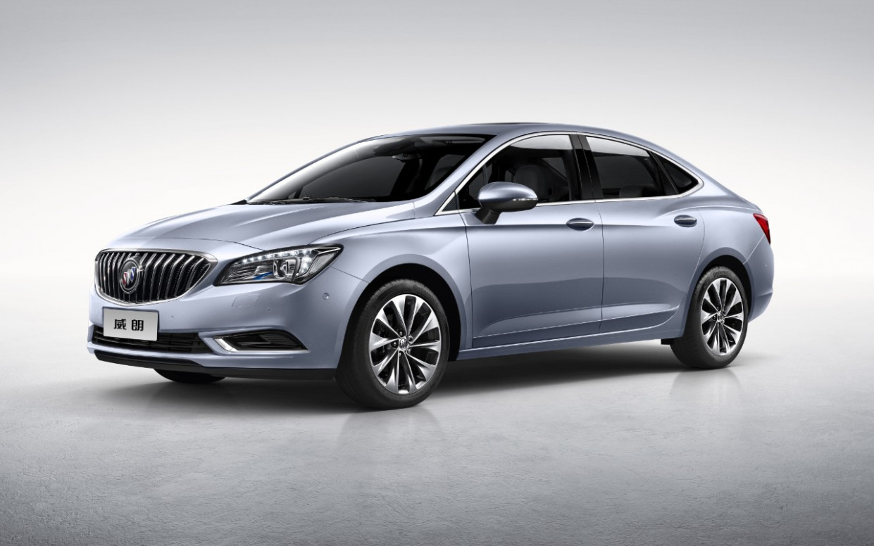 Overview 2022 All Buick Verano