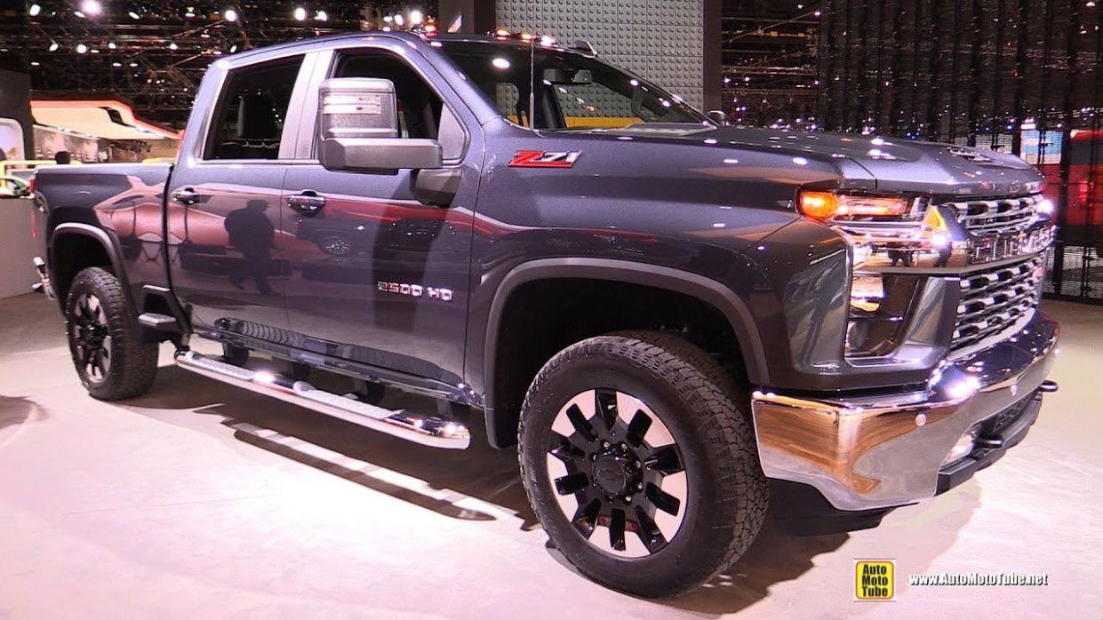 Price, Design and Review 2022 Chevrolet K2500
