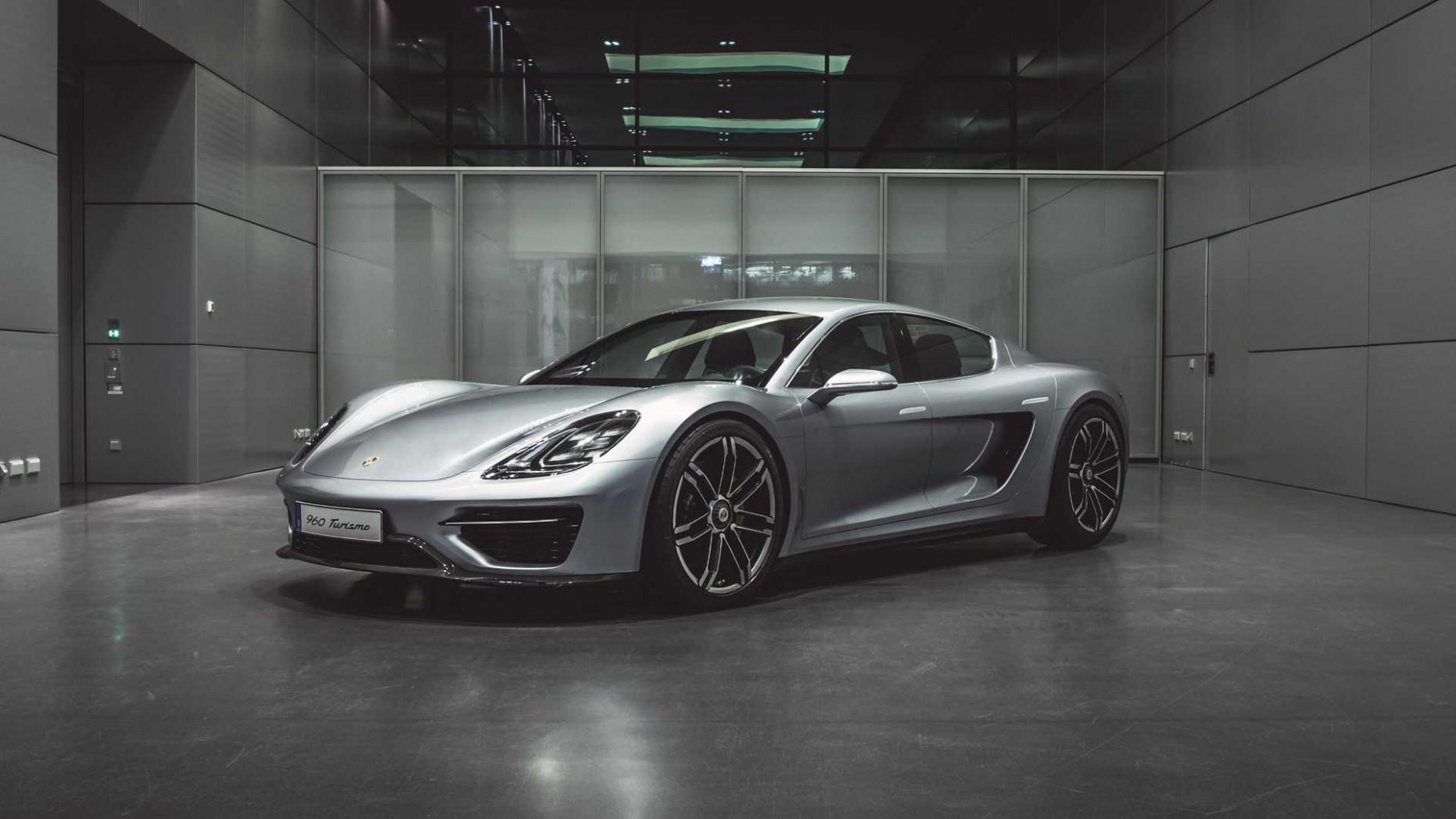 Redesign and Concept 2022 Porsche 960