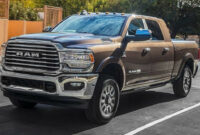 Release Date and Concept 2022 Ram 3500 Diesel