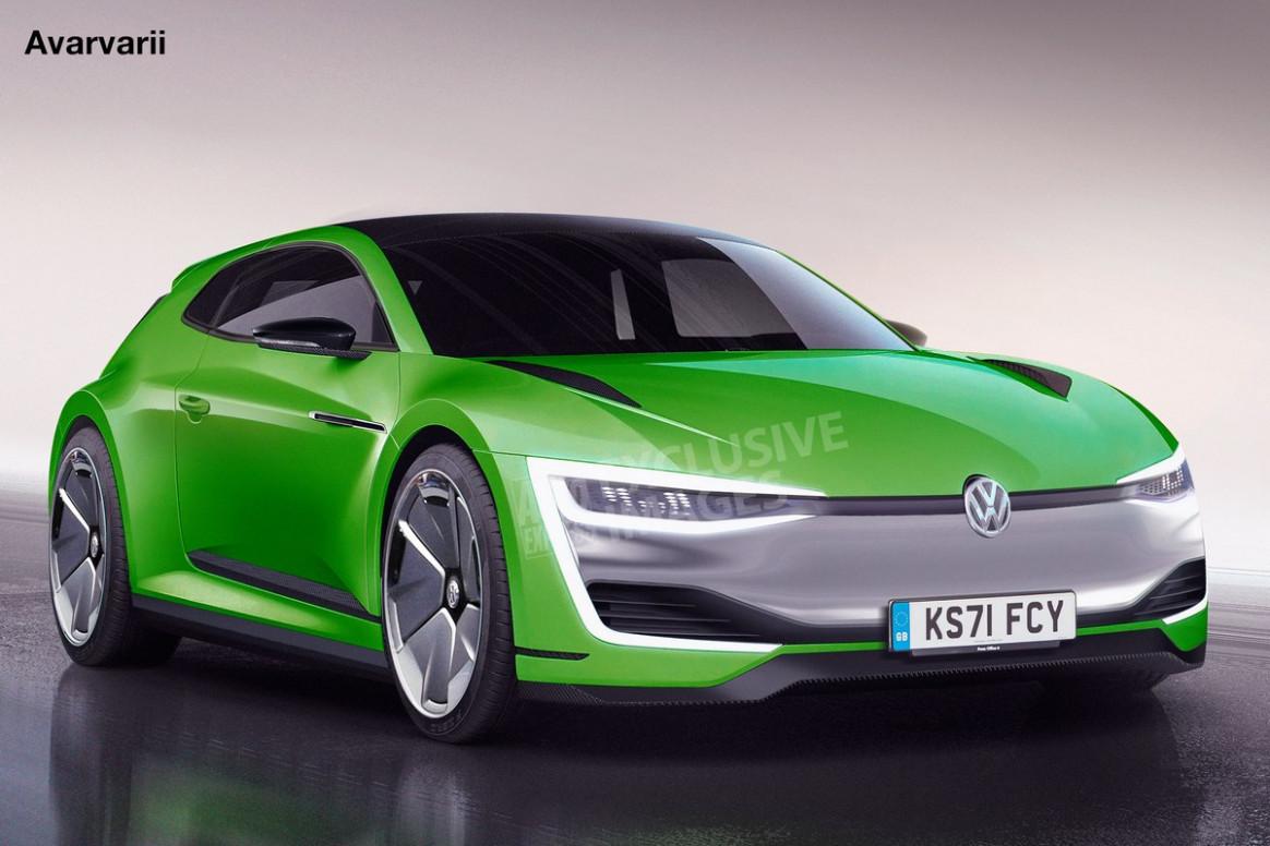 Redesign 2022 Volkswagen Scirocco
