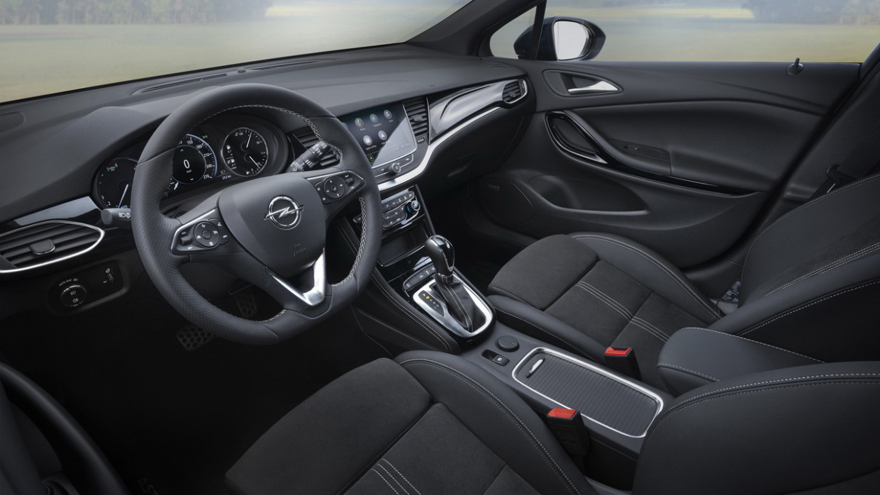New Model and Performance Opel Astra K Sports Tourer 2022