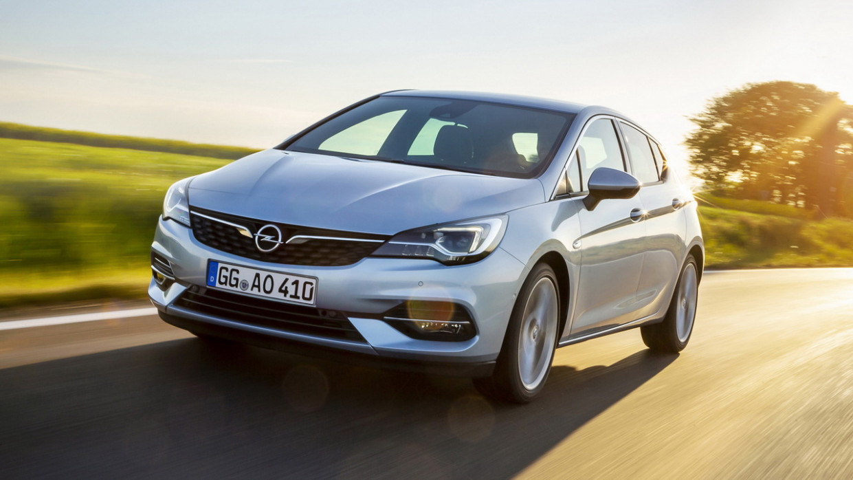 Concept and Review Opel Astra K Sports Tourer 2022