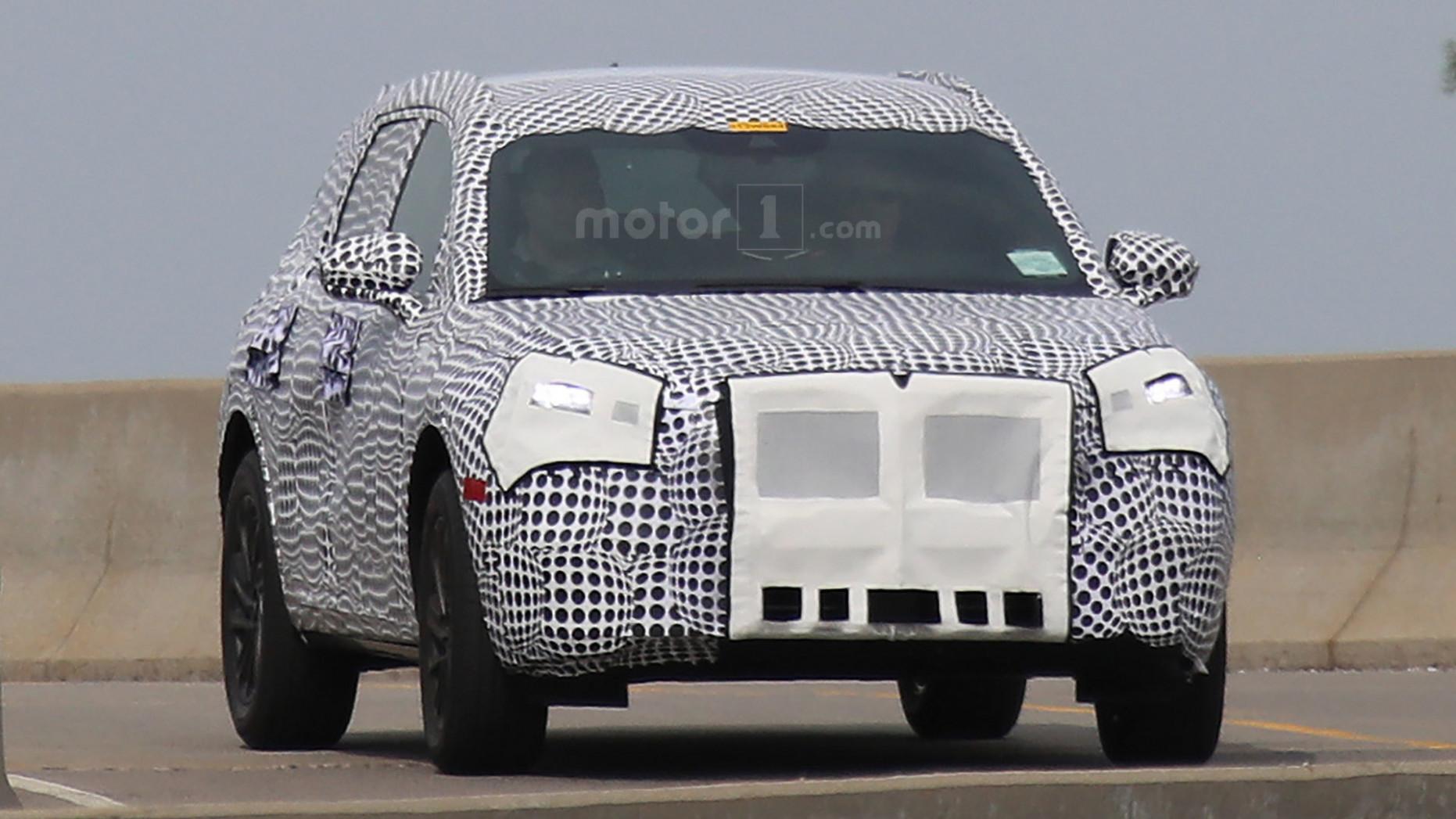 Wallpaper Spy Shots Lincoln Mkz Sedan