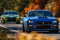 performance 2022 ford mustang gt500