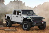 performance 2022 jeep gladiator overall length
