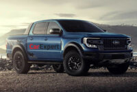 Performance And New Engine 2022 Ford Ranger Usa