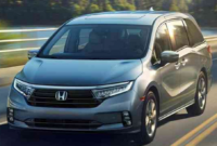 performance and new engine 2022 honda odyssey release date