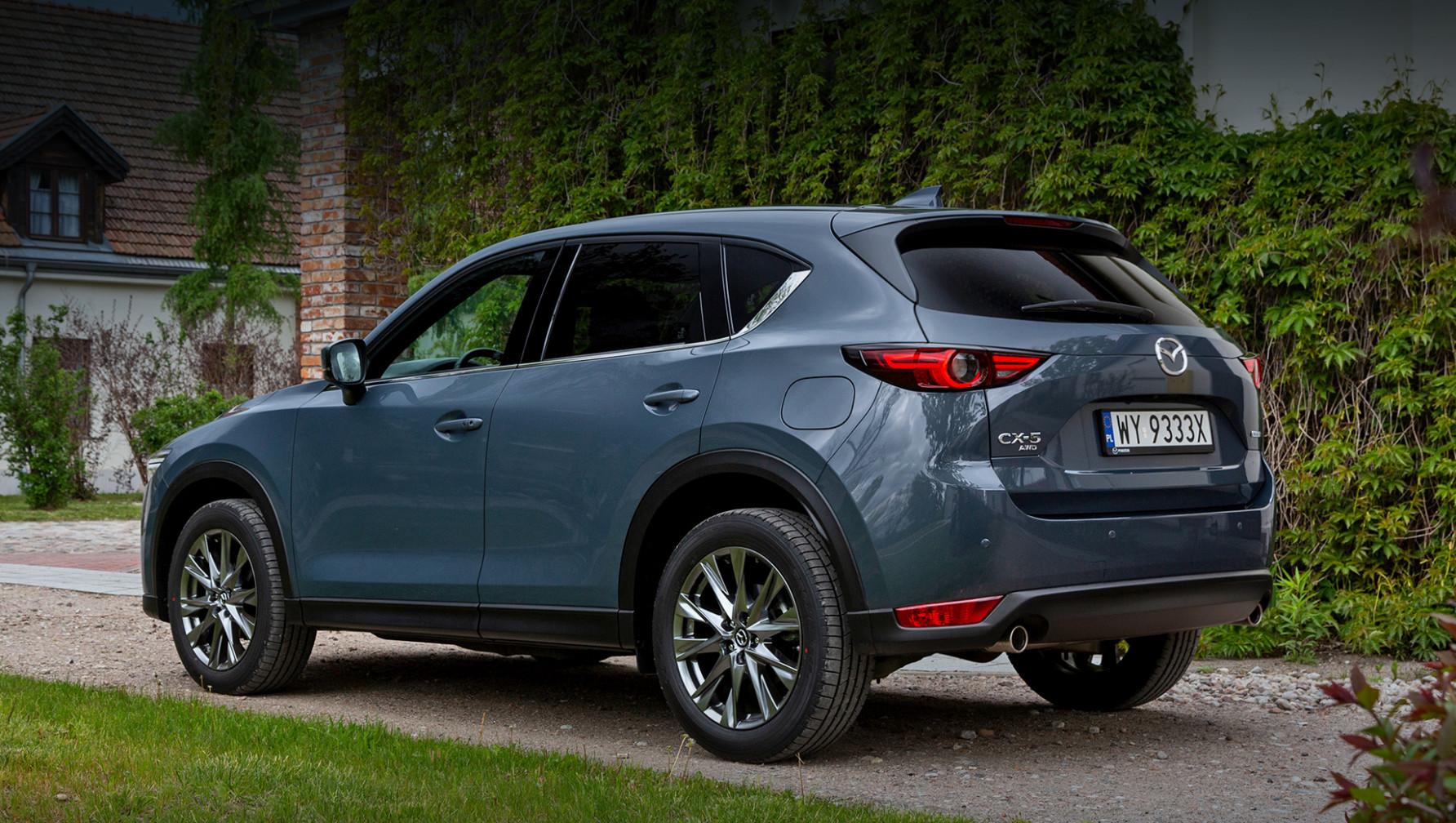 Model 2022 Mazda Cx 5