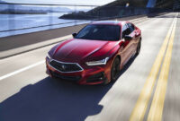 performance and new engine acura tlx redesign 2022