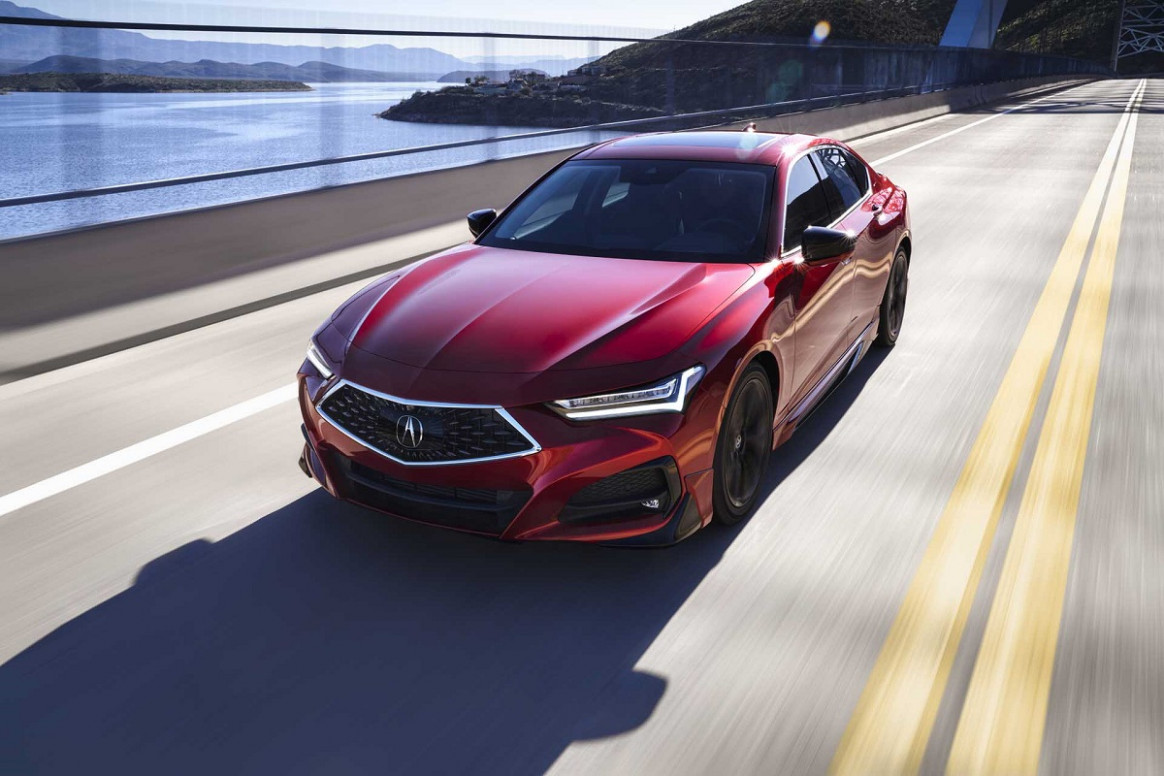 Price and Release date Acura Tlx Redesign 2022