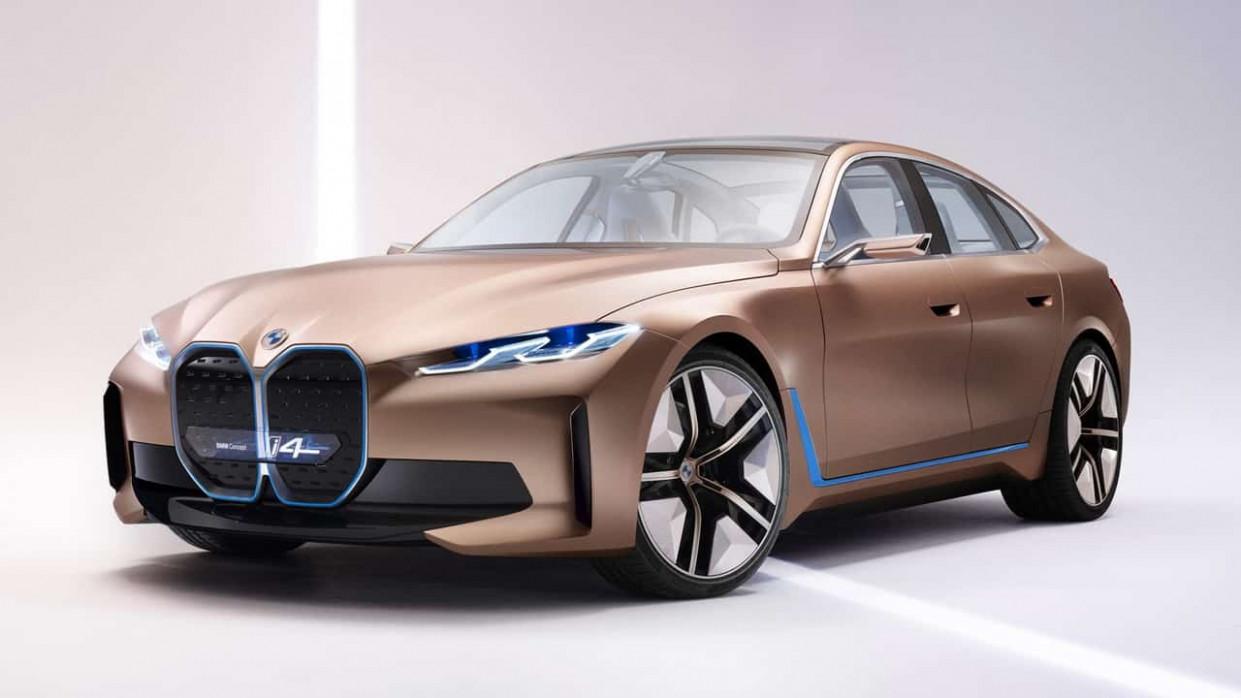 Engine BMW I4 2022