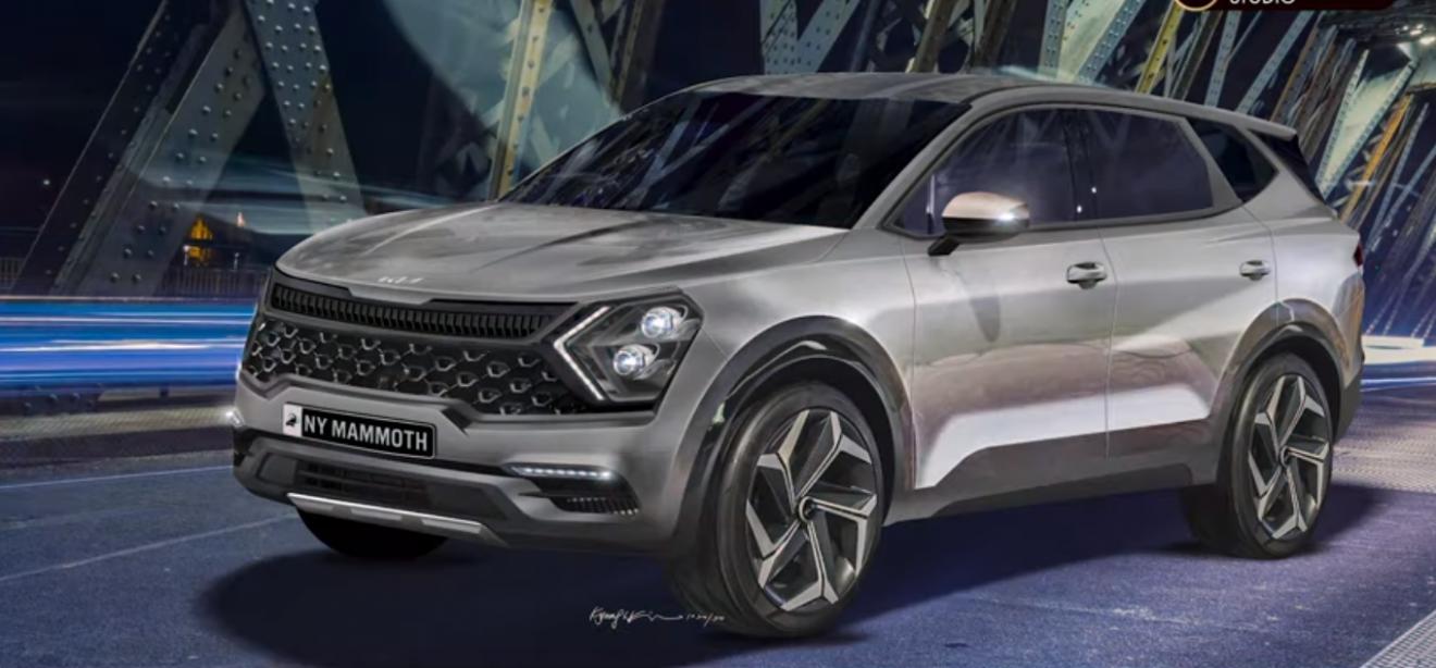 Release Date and Concept Kia Borrego 2022
