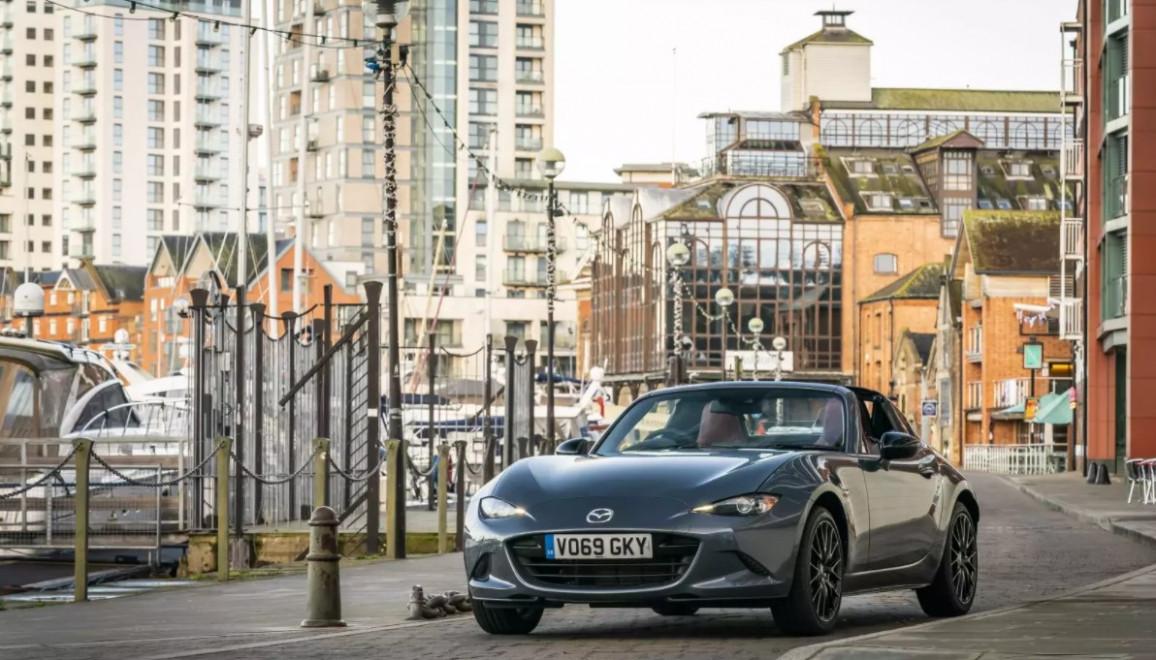 New Review Mazda Miata Rf 2022