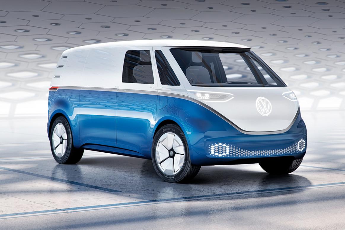 Engine Volkswagen Kombi 2022