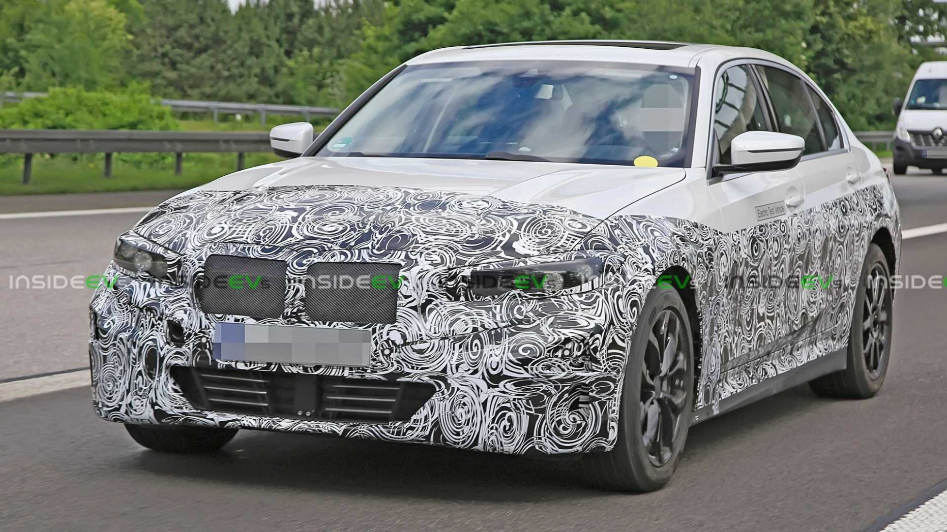 Exterior BMW Electric Vehicles 2022