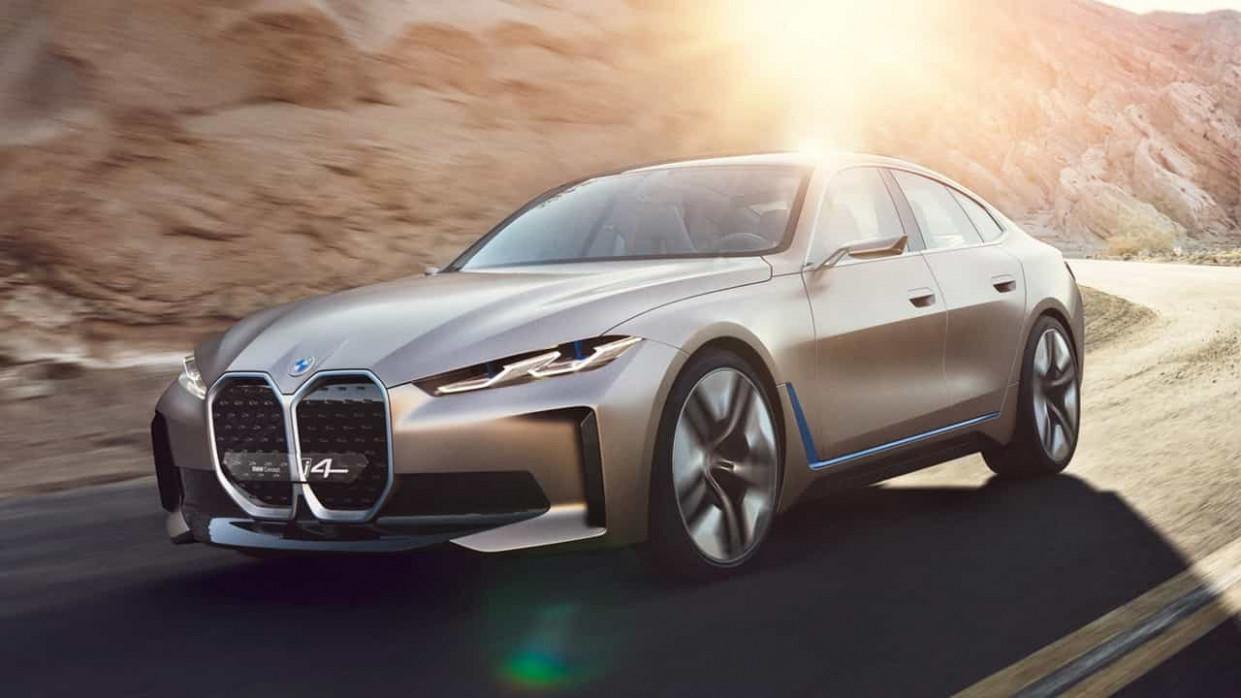 Specs BMW I4 2022