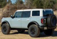Exterior Ford Bronco 2022 Price