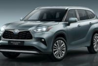 Performance Will The 2022 Toyota Highlander Be Redesigned