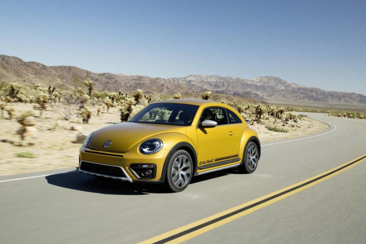 Spy Shoot 2022 Volkswagen Beetle Dune