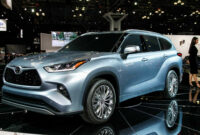 Photos Will The 2022 Toyota Highlander Be Redesigned